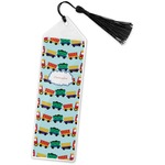 Trains Book Mark w/Tassel (Personalized)