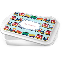 Trains Cake Pan (Personalized)