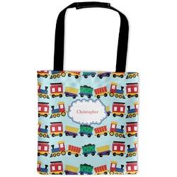 Trains Auto Back Seat Organizer Bag (Personalized)