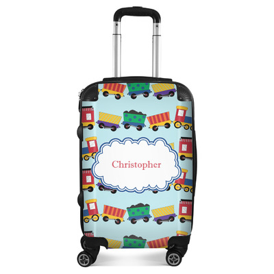 Trains Suitcase (Personalized)
