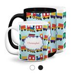 Trains Coffee Mugs (Personalized)