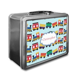 Trains Lunch Box (Personalized)
