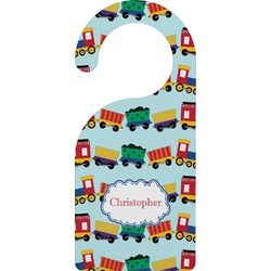 Trains Door Hanger (Personalized)