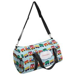 Trains Duffel Bag (Personalized)