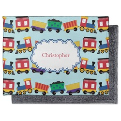 Trains Microfiber Screen Cleaner (Personalized)