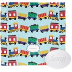 Trains Wash Cloth (Personalized)