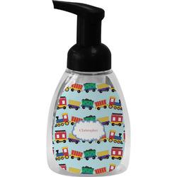 Trains Foam Soap Dispenser (Personalized)