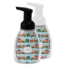 Trains Foam Soap Bottle (Personalized)