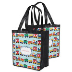 Trains Grocery Bag (Personalized)