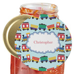 Trains Jar Opener (Personalized)