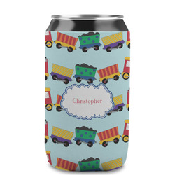 Trains Can Sleeve (12 oz) (Personalized)
