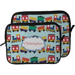 Trains Laptop Sleeve / Case (Personalized)