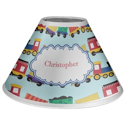 Trains Coolie Lamp Shade (Personalized)