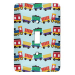 Trains Light Switch Covers (Personalized)