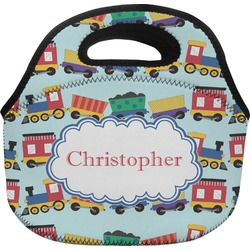 Trains Lunch Bag (Personalized)