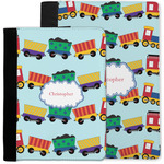 Trains Notebook Padfolio w/ Name or Text