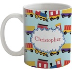 Trains Coffee Mug (Personalized)