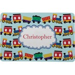 Trains Comfort Mat (Personalized)