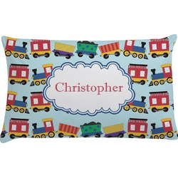 Trains Pillow Case (Personalized)