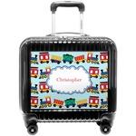 Trains Pilot / Flight Suitcase (Personalized)