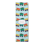 Trains Runner Rug - 3.66'x8' (Personalized)
