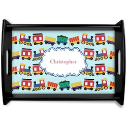 Trains Wooden Trays (Personalized)