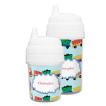 Trains Sippy Cup (Personalized)