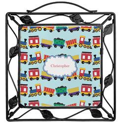 Trains Trivet (Personalized)
