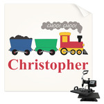 Trains Sublimation Transfer (Personalized)