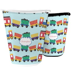 Trains Waste Basket (Personalized)