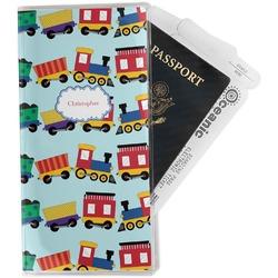 Trains Travel Document Holder