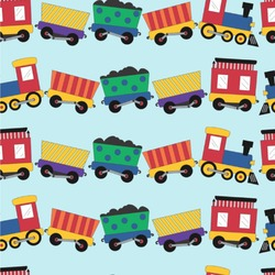 Trains Wallpaper & Surface Covering
