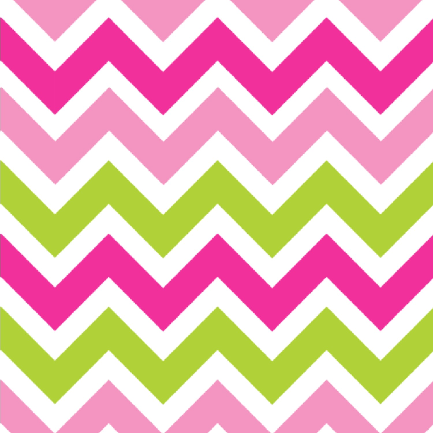 Pink Green Chevron Wallpaper Surface Covering Youcustomizeit