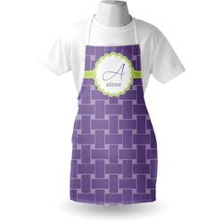 Waffle Weave Apron (Personalized)