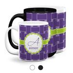 Waffle Weave Coffee Mugs (Personalized)