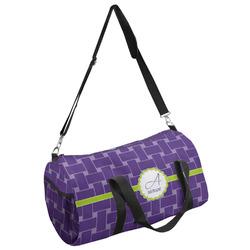 Waffle Weave Duffel Bag - Multiple Sizes (Personalized)