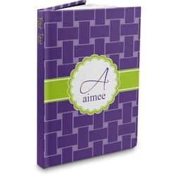 Waffle Weave Hardbound Journal (Personalized)