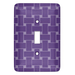 Waffle Weave Light Switch Covers (Personalized)