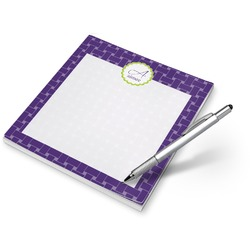 Waffle Weave Notepad (Personalized)