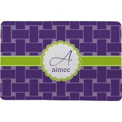 Waffle Weave Comfort Mat (Personalized)