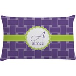 Waffle Weave Pillow Case (Personalized)