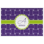 Waffle Weave Placemat (Laminated) (Personalized)
