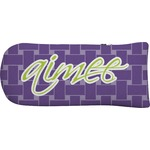 Waffle Weave Putter Cover (Personalized)