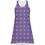 Waffle Weave Racerback Dress (Personalized)