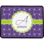 Waffle Weave Rectangular Trailer Hitch Cover (Personalized)