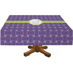 Waffle Weave Tablecloth (Personalized)