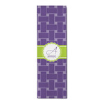 Waffle Weave Runner Rug - 3.66'x8' (Personalized)