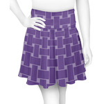 Waffle Weave Skater Skirt (Personalized)