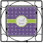 Waffle Weave Square Trivet (Personalized)