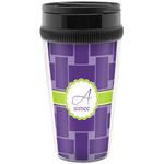 Waffle Weave Travel Mug (Personalized)